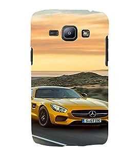 Luxury Car 3D Hard Polycarbonate Designer Back Case Cover for Samsung Galaxy J1 2016 :: Samsung Galaxy J1 2016 Duos :: Samsung Galaxy J1 2016 J120F :: Samsung Galaxy Express 3 J120A :: Samsung Galaxy J1 2016 J120H J120M J120M J120T