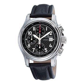 [レビュートーメン]Revue Thommen Men's 16041.6537 Air speed Mens Black Face Automatic Chronograph Watch Watch 腕時計 [並行輸入品]