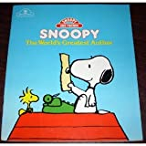 echange, troc Charles M Schulz - Snoopy, the world's greatest author (Snoopy and friends)