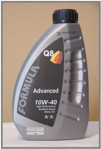 Q8 Formula Advanced SAE 10W-40 Motoröl, 1L.