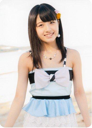 AKB48 B5 下敷き [大和田南那] New水着Ver.
