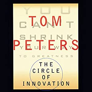 The Circle of Innovation Hörbuch