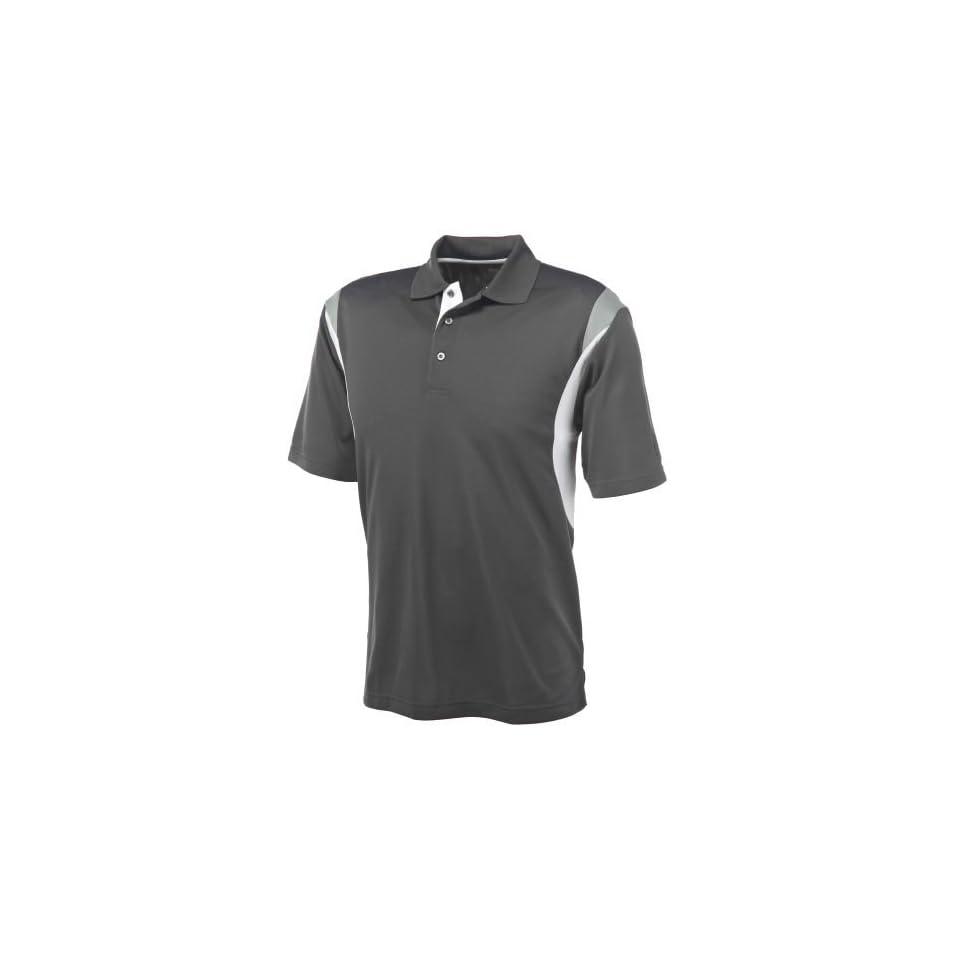 aea1e7db Pga Tour Mens Airflux Colorblock Polo Shirt – EDGE Engineering and ...