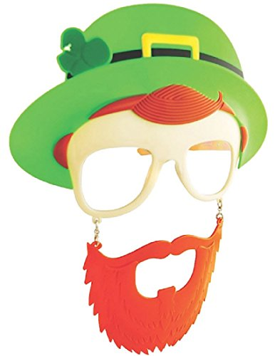 St. Patrick's Holiday Costume Sun-Staches