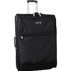 Traveller Luggage Trolley mit Anzugvorrichtung 77, Nylon 01 schwarz