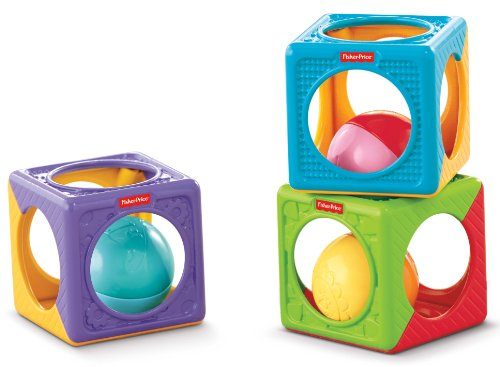 Fisher-Price Easy Stack 'n Sounds Blocks - 1