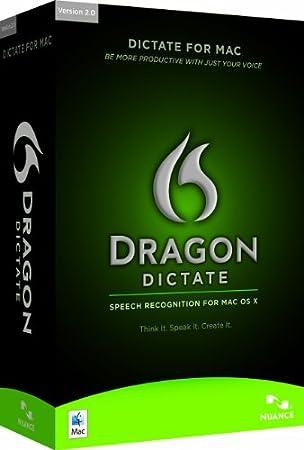 Dragon Dictate 2.0 for Mac (Mac)