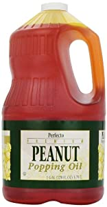 Perfecto Peanut Popping Oil, 1 Gallon