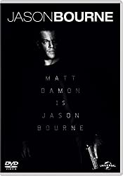 Jason Bourne [DVD] [2016]