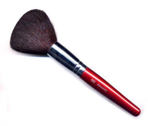 五大洲化粧筆 フェイスブラシ 熊野筆