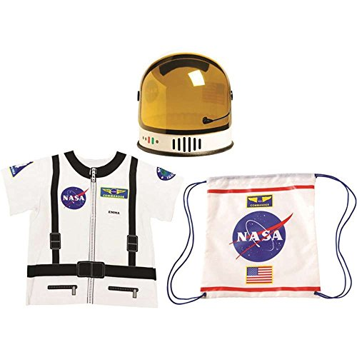 My 1st Career Gear NASA Astronaut Kids Costume - 3-6 Years