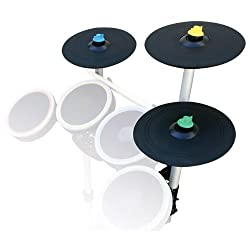 Mad Catz Nintendo Wii Rock Band 3 Pro-Cymbals Expansion Kit