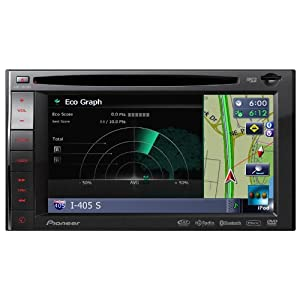 Pioneer AVIC-X920BT 6.1-Inch Navigation A/V Receiver with DVD Playback, Bluetooth and Widescreen Display