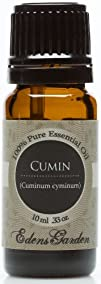 Cumin 100 Pure Therapeutic Grade Essential Oil- 10 ml