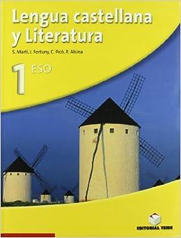 Lengua castellana y literatura, 1 ESO: Amazon.es: rosa