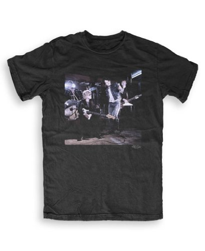 U2 T-Shirt by Goddard Martyn - S to XXL ltext