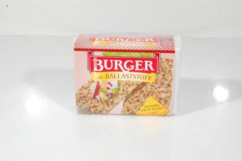 German Burger Crispbread Fibre - 1 x 250 g
