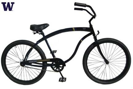 Washington Huskies Men's Cruiser Bike