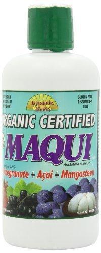 Mélange de jus de Maqui certifié biologique de