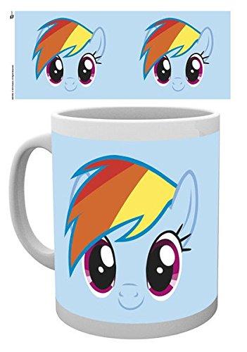 GB eye, My Little Pony, Rainbow Dash, Tazza