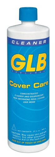 GLB Pool & Spa Products 71004 1-Quart Cover Care Pool Cover Cleaner (Hot Tub Cover Cleaner compare prices)