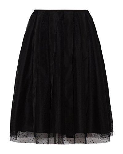 Pennyblack - GATTINO, GONNA da donna, nero, 46