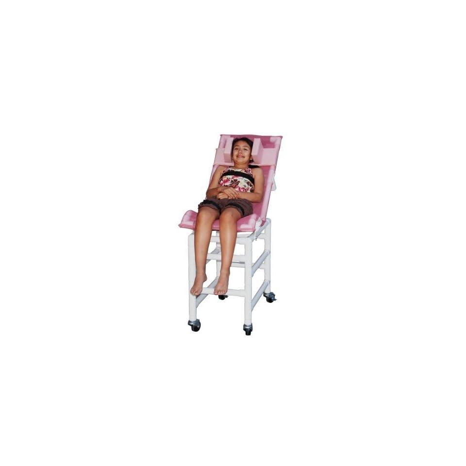 MJM International 191 LC B HB Reclining Bath Chair