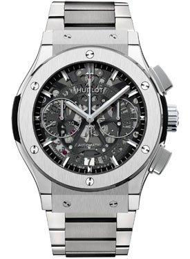 Hublot Classic Fusion 45mm Chronograph Titanium Men's Watch from Hublot