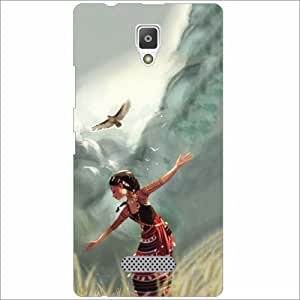 Design Worlds - Lenevo A2010 Designer Back Cover Case - Multicolor Phone Cover