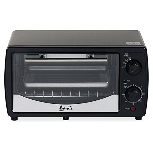 Avanti AVAPO3A1B .32 cu. ft. Toaster Oven, Auto Shut Off, Variable Temperature Control (Kenmore Toaster Oven Parts compare prices)