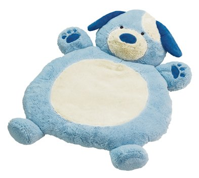 Baby Dog Blue Mat 31