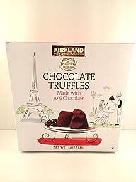 Kirkland Chocolate Truffles - Two 2.2 Pound Boxes