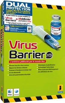 Virusbarrier X5 Dual Protection Bilingual