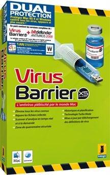 Virusbarrier X5 Dual Protection Bilingual