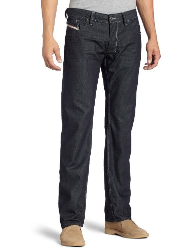 Diesel Men's Larkee Regular Straight Leg Jean 0088Z from Diesel