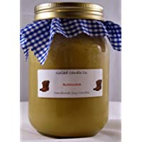 Butterscotch 16oz Hand Poured Soy Candle