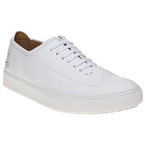 Vivienne Westwood Tennis Low Top Uomo Sneaker Bianco
