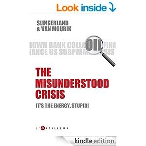 The misunderstood crisis : it's the energy, stupid!