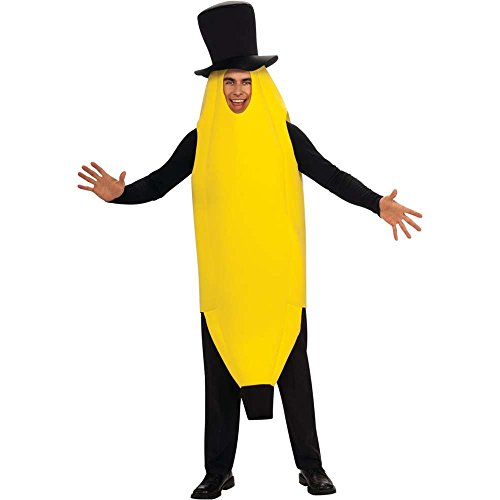 Formal Banana Adult Costume - Standard