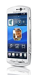 Sony Ericsson Xperia Neo V Unlocked Smartphone with Android OS, 5 MP Camera, 3.7-Inch Multi-Touch Display, Wi-Fi, and aGPS - MT11a-WH