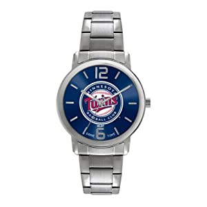 Minnesota Twins Game Time All Around Ladies Wrist Watch by Game Time