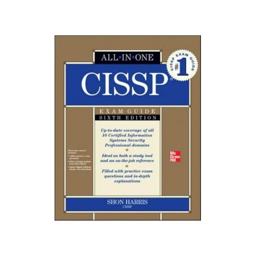 CISSP ALL-IN-ONE EXAM GUIDE (WITH CD) 6TH EDITION