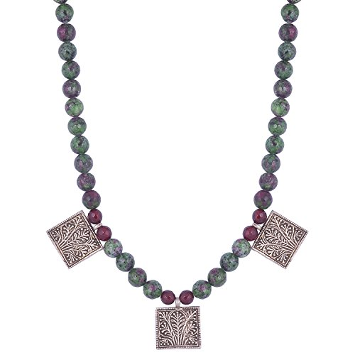 Green Envy Sparkle Necklace