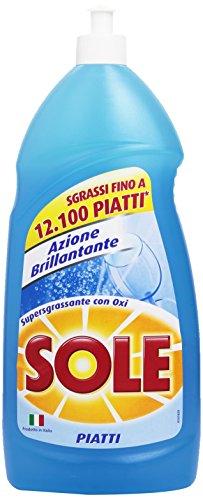 sole-detersivo-per-piatti-azione-brillantante-supergrassante-con-oxi-6-pezzi-da-1100-ml-6600-ml