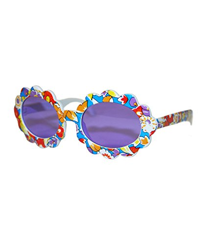 Teddy Bear Flower Sunglasses - 1