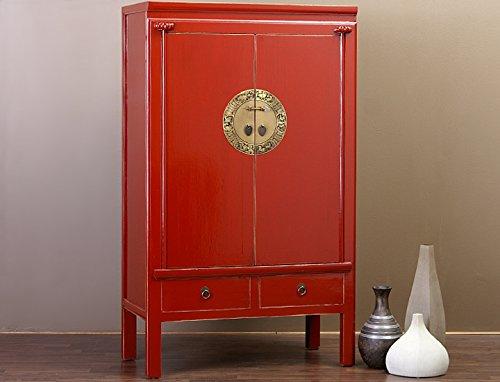 chinesischer hochzeitsschrank rot. Black Bedroom Furniture Sets. Home Design Ideas
