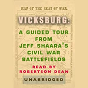Vicksburg Audiobook
