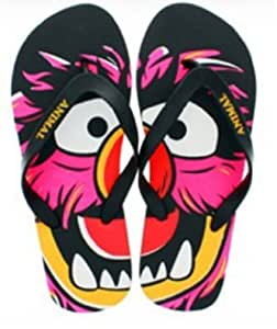 The Muppets Animal Big Face Flip Flop Slippers | M