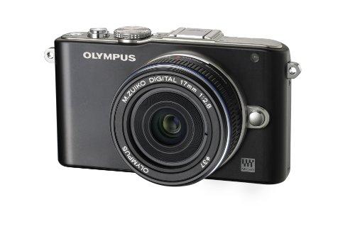Olympus PEN E-PL3 17mm 12.3 MP Interchangeable