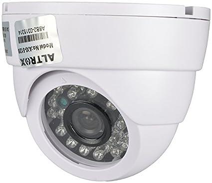 Altrox AXI-5120 800TVL Dome CCTV Camera